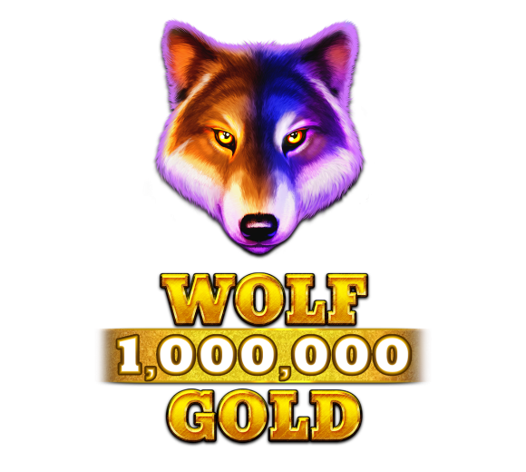 Wolf Gold 1,000,000 Logo