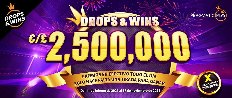 Drops & Wins Thumbnail