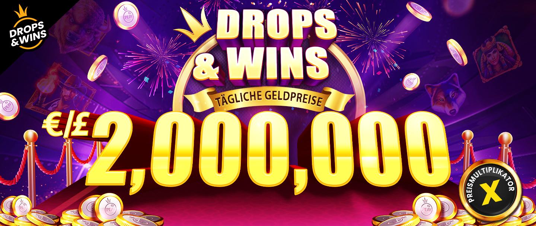 Drops & Wins – Tägliche Geldpreise gehen weiter! Thumbnail