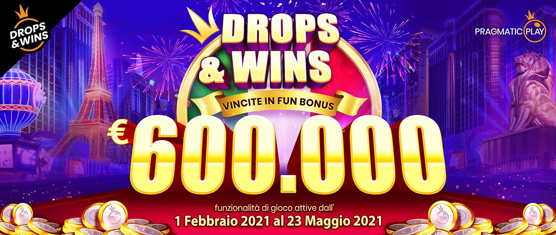 Drops & Wins Italy Thumbnail