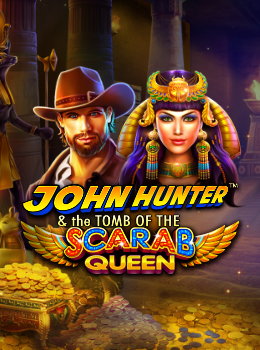 John Hunter and the Tomb of the Scarab Queen Thumbnail