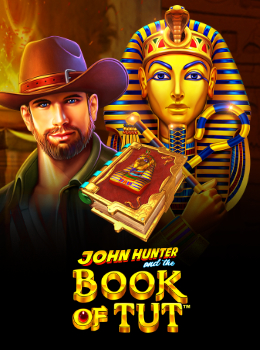 John Hunter and the book Book of Tut Thumbnail