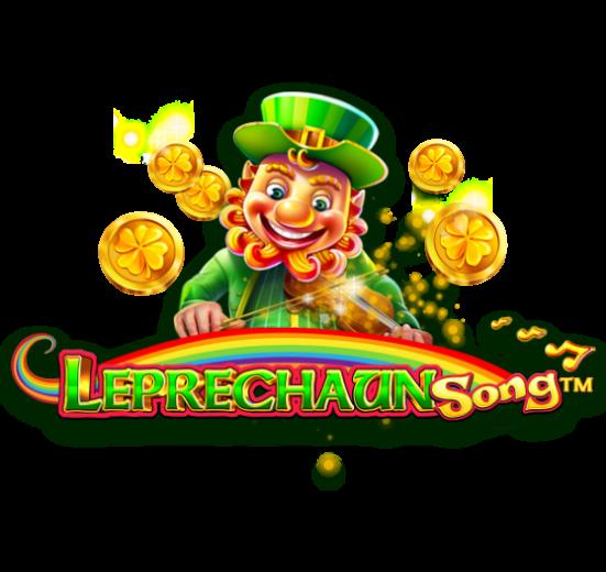 Leprechaun Song Logo