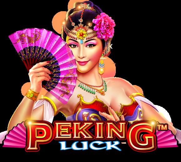 Peking Luck Logo