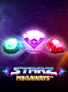 Starz Megaways Thumbnail