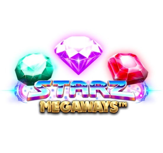 Starz Megaways Logo