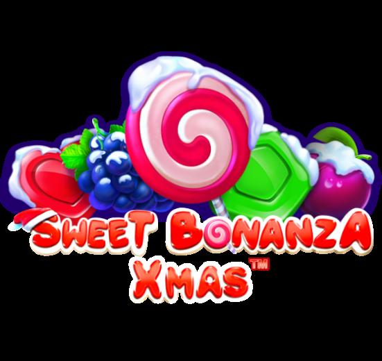Sweet Bonanza Xmas Logo