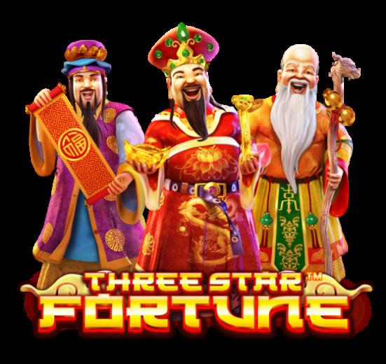 Three Star Fortune Logo