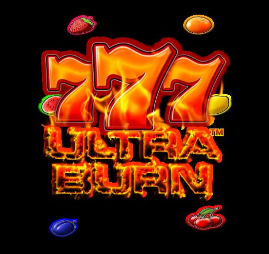 Ultra Burn Logo