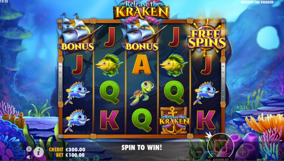 The Kraken Game