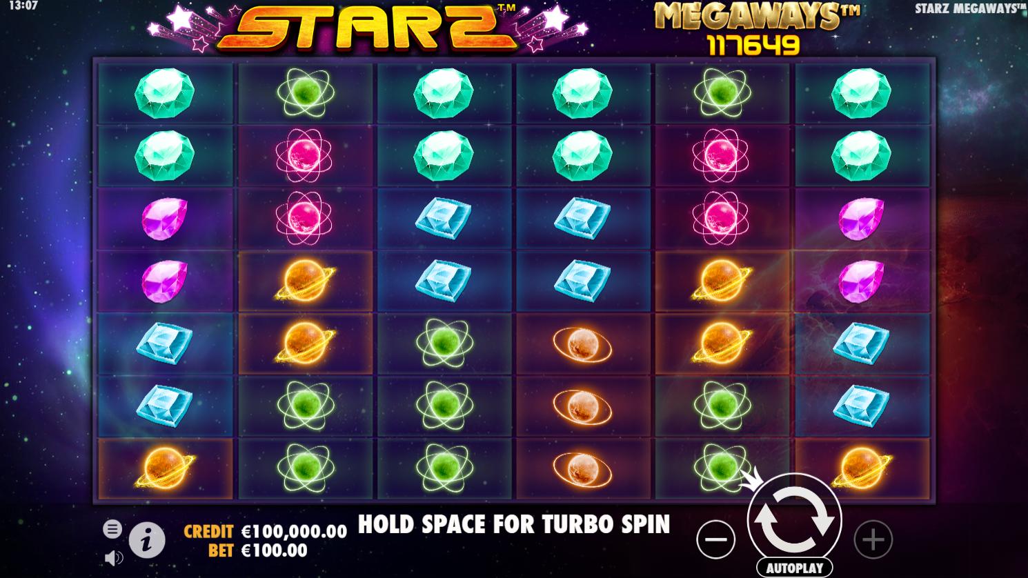 Starz Gaming