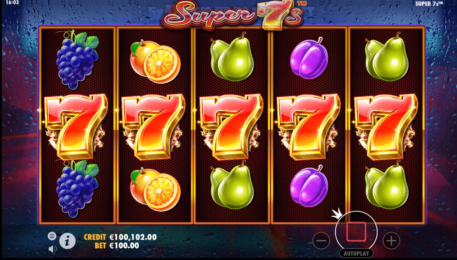 Super 7 Games