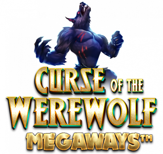 Curse of the Werewolf Megaways™ Logo