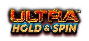Ultra Hold and Spin Logo