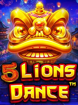 5 Lions Dance Thumbnail