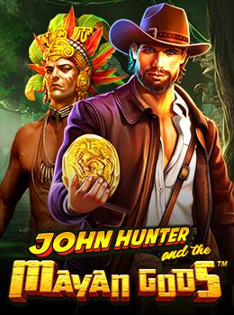 John Hunter and the Mayan Gods Thumbnail