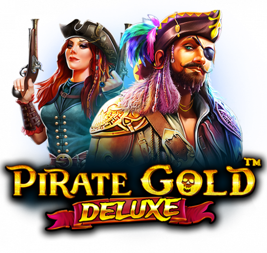 Pirate Gold Deluxe Logo