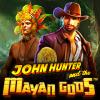 Der große Schatz wartet im John Hunter and the Mayan Gods-Slot Thumbnail