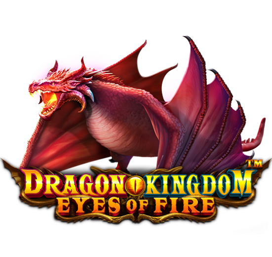 Dragon Kingdom – Eyes of Fire Logo