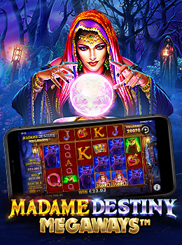 Madame Destiny Megaways Thumbnail
