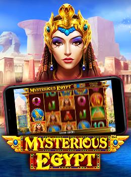 Mysterious Egypt Thumbnail