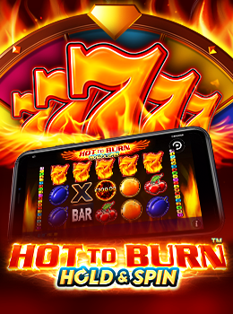 Hot to Burn Hold & Spin Thumbnail