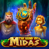 Paylines turn to gold in The Hand of Midas Thumbnail