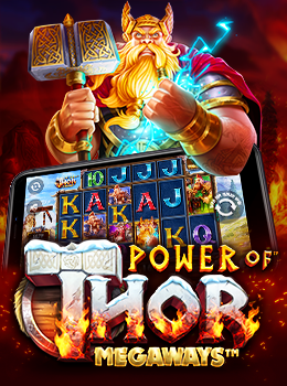 Power of Thor Megaways Thumbnail