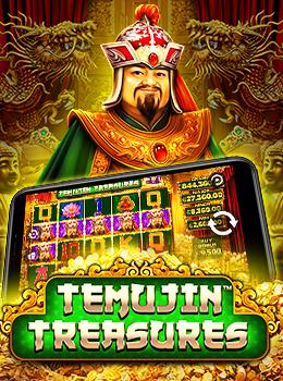 Temujin Treasures Thumbnail