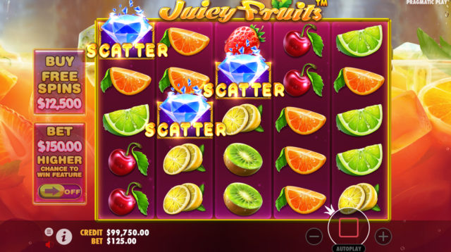 Juicy Fruits: Scatter