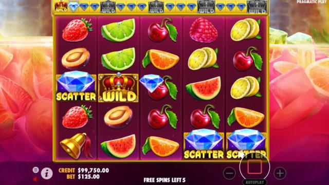 Juicy Fruits: Wild Fruity