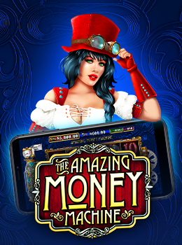 The Amazing Money Machine Thumbnail