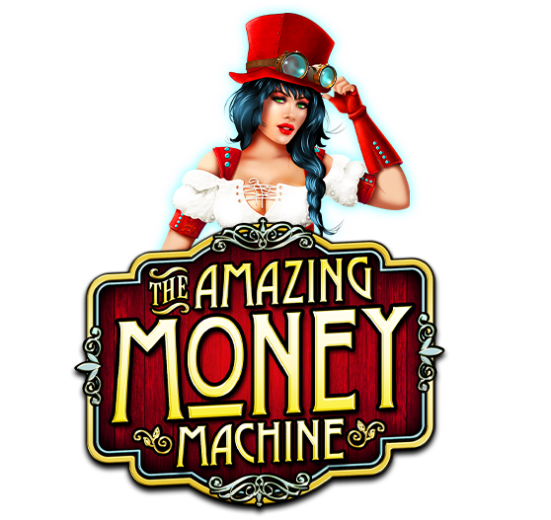 The Amazing Money Machine Logo