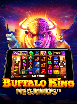 Buffalo King Megaways Thumbnail