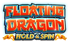 Floating Dragon Hold & Spin Logo