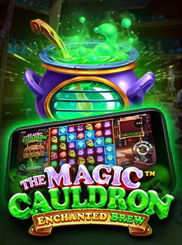 The Magic Cauldron – Enchanted Bew Thumbnail